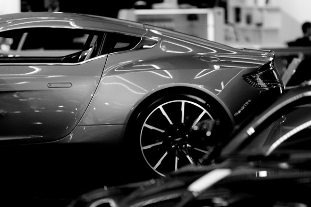 Aston Martin One-77  Love the rear shoulder and proportions