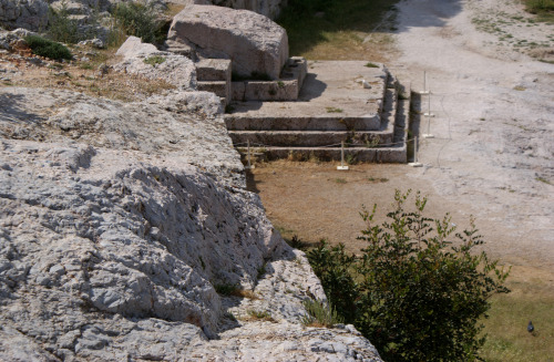 The podium of the Athenian Ecclesia (5th Century B.C.)