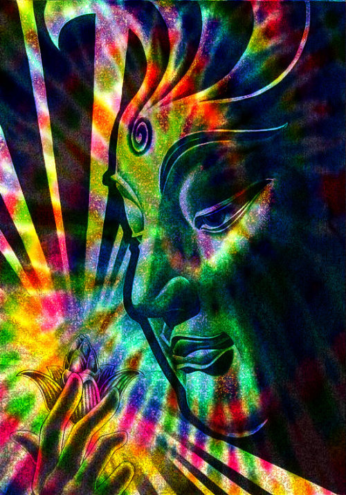 eyepukeart:  Tie Dye Is A Religion