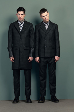 derriuspierre:  Sopopular Fall/Winter 2013 LookBook