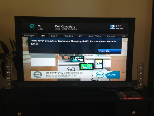"Dell is selling Windows 8 tablets on QVC. The host mentioned it comes with a year of free tech support which is good because ""Windows 8 is a big change for people"".  I don't even have a joke for this."