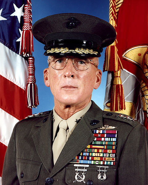 Gen. Paul K. Van Ripper