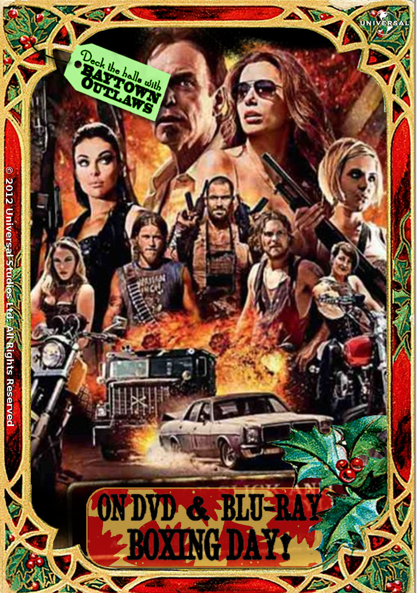 HAPPY REDNECK XMAS! THE BAYTOWN OUTLAWS IS OUT TODAY. MORE INFO HERE.