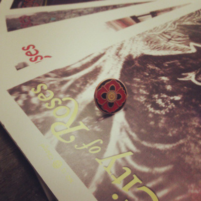 "City of Roses and Dicebox goodies. on Flickr. Remember how a bit ago I was like ""you should def show some commerce love to City of Roses and Dicebox""? Well, you still should because their work is still aces. Both are available online, in full, but if I know you and see you semi-regularly, I have hard copies of both works you are free to borrow to decide if you should own your own."