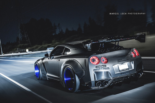 automotivated:  Liberty Walk R35GT-R by Marcel Lech on Flickr.