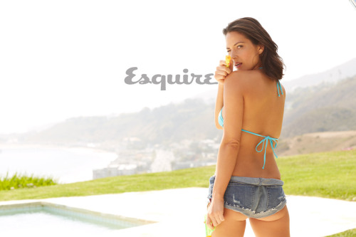 Olivia Munn for Esquire June/Jule 2013. Newsroom, возвращайся скорей!