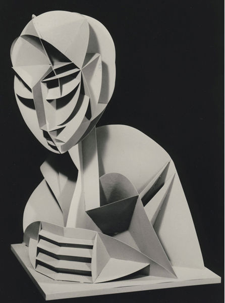 Constructed Head No.2 Naum Gabo