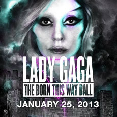 Have you heard? Lady Gaga will be performing Live at MGM Grand on January 25! How would you like to stay at the MGM Grand or The Signature for two nights, get two tickets to Lady Gaga's The Born this Way Ball, two complimentary buffets and admission for two at Tabu?  The exclusive Lady Gaga MGM Grand package can be found here. And The Signature at MGM Grand package can be found here. Hope to see you at the show!