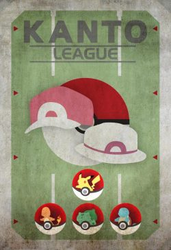 Pokemon League - Kanto
