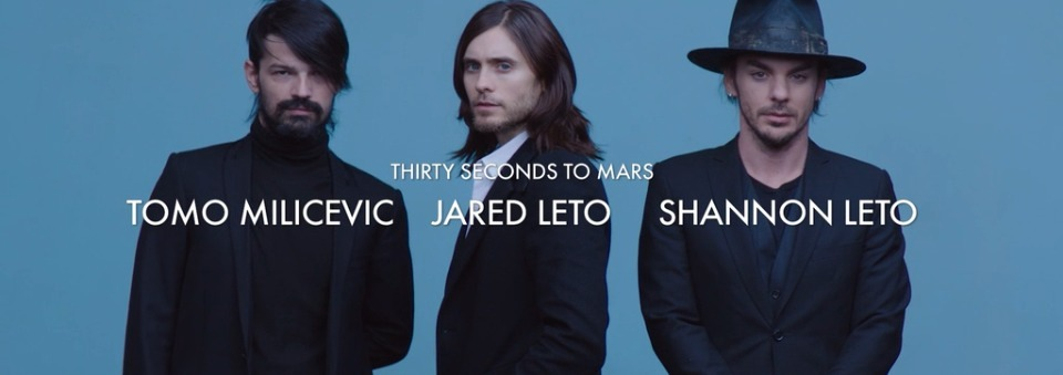 frekcles:  Thirty Seconds To Mars - Love Lust Faith + Dreams