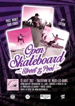 open-skateboard-street-pool-4ème-édition-de