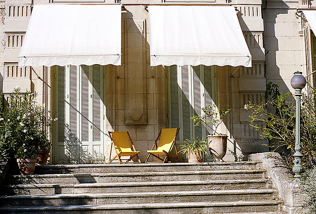 | ♕ |  Musee Vouland porch - Avignon  | by © Uncle Lynx | via ysvoice