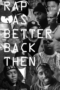love hip hop rap dope true real dr dre biggie smalls Tupac big eazy e culture wutang nas notorious Big Pun clan dmx tribe called quest korruptedits
