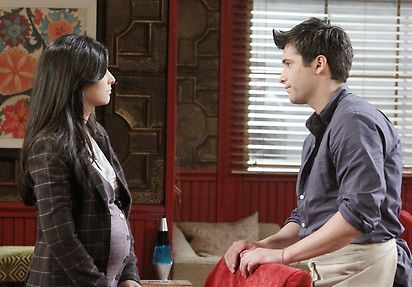 "Week of Feb 11-15, 2013  ""Gabi worries that Sonny will cause problems for her."""
