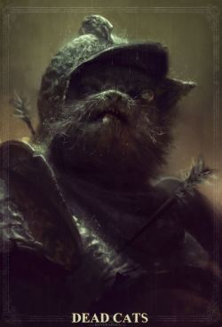 Dead Cats by ~DavidRapozaArt —-x—- More: | David Rapoza | Random |