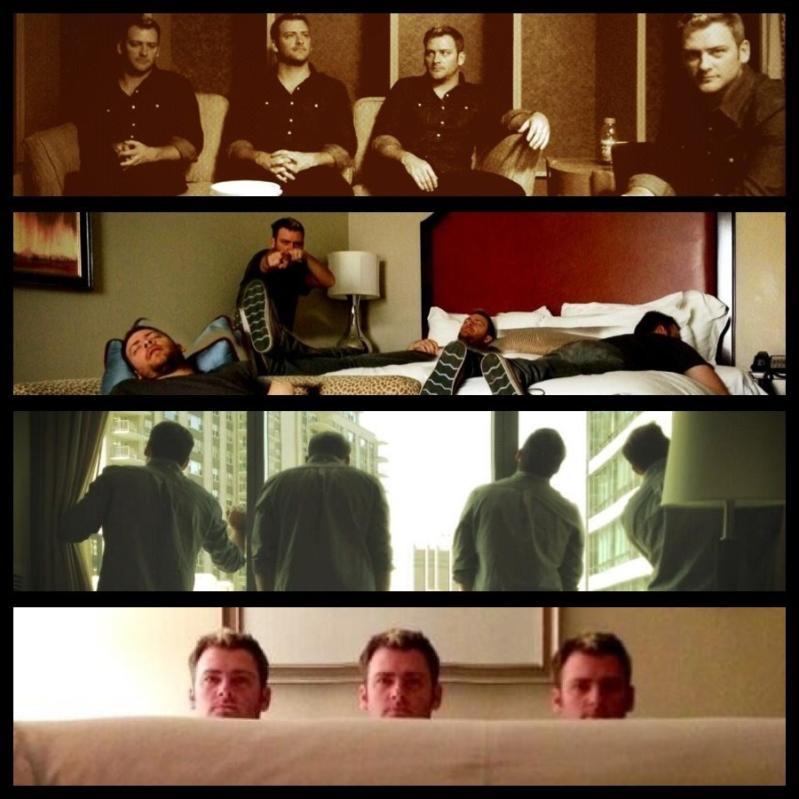 A whole lotta Britz! Haha @coreybritz @bushofficial