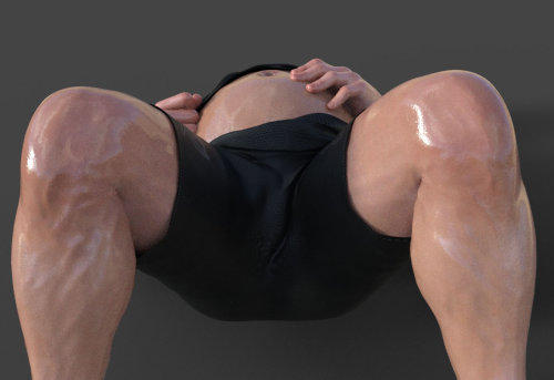 "Currently in development, the series of images ""GymClub - Personnal trainer"" will illustrate the interactive novel written by the talented Azulookami. You can already discover the first images on my Patreon, of this universe filled with virile mâles! https://patreon.com/ADGames #ad games#gymclub#3d#nsfw#gay"