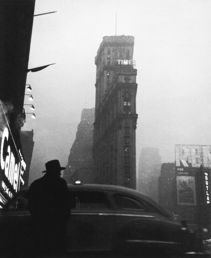 new york, 1947 photo by robert frank