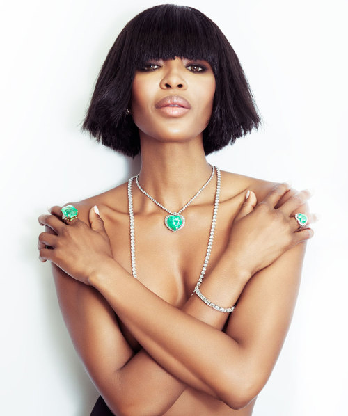stormtrooperfashion:  Naomi Campbell by Jacques Dequeker for Vogue Brazil, May 2013