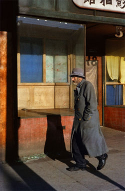 Old Man Main (1959). Photograph by Fred Herzog. Found here.