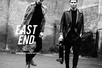 editorial/ EAST END _ Slave magazibe