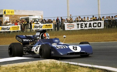 itsawheelthing:  on the limit …François Cevert, ELF Tyrrell-Ford 002, 1972 Belgian Grand Prix, Nivelles