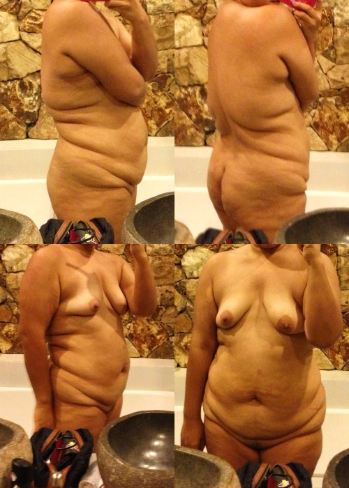 chubby-bunnies:  You know what?I don't care what my body looks like any more! I don't mean that as a bad thing, I just mean I'm going to like the way I look!! If someone isn't going to love you for you, including what you look like then find someone who will! My body isn't even close to the perfect bodies. My boobs are too small  but My body are too big.I have stretch marks and ugly scar. i take some time to realize that what you might see as negative about your body is actually a turn on for many guys. Don't be so self conscious about certain parts of your body. You are a lot harder on yourself then anyone will ever be, and that no one is going to focus on it like you will. And realize that you're not going to be attractive to every single guy in the world, because every guy is different. Even the most beautiful girl in the world isn't going to be attractive to every guy. You don't need to be attractive to every single guy, you just need to be attractive to one good one… Be proud,be confident,be YOU.That's the greatest thing you could ever accomplish
