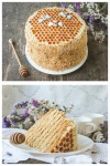 foodffs:8-Layer Honey Cake (Medovik)Follow for recipesGet your FoodFfs stuff here