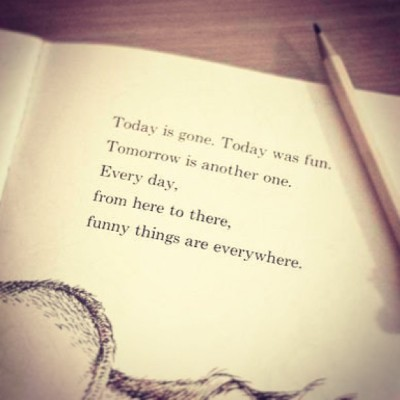 Today, tomorrow, everyday. #liveitup #drseuss #goodnight.