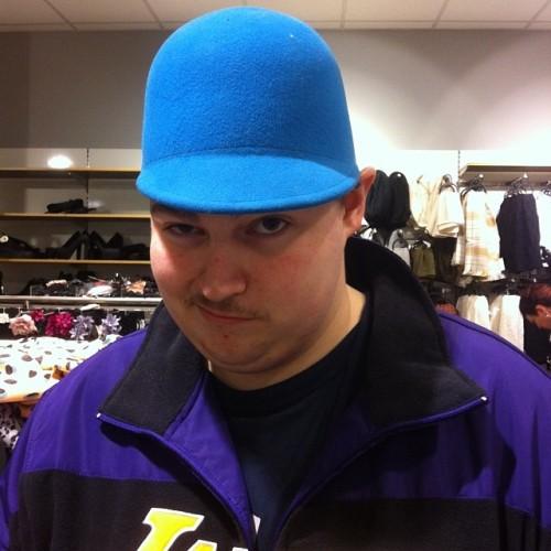 H&M hat fun #hat #lols