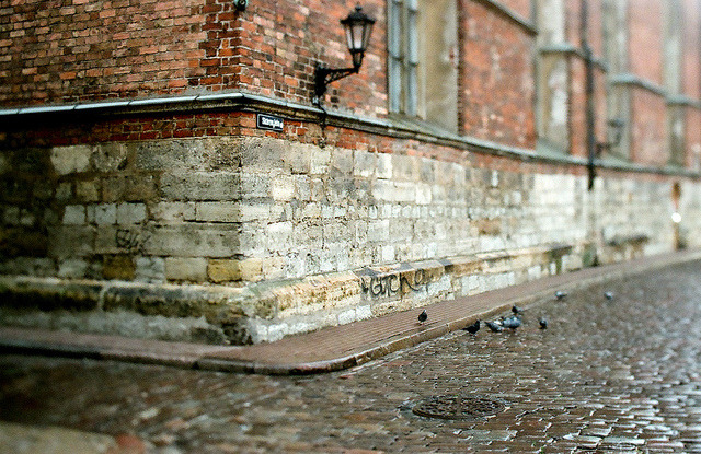 | ♕ |  Old Town corner in Riga, Latvia  | by © pruginko