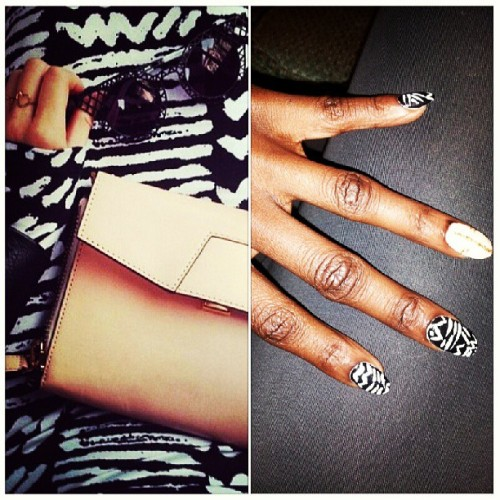 #Jane #Nails #Tribal #Patterns