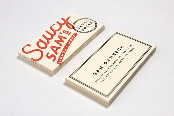 "thedsgnblog:  Alex Register   |   http://alexregisterdesign.com ""Branding and collateral for a liquor store that focuses on personal service and local community. Collateral includes business cards, promotional posters, coozies, coasters, and packaging for sampler packs. Sections of the six pack can be torn off, turning it into a four pack or two pack. This ensures a longer lifetime for the packaging and increases the portability of the beer case as well. The cases were made with recycled materials, soy-based inks, and zero adhesives in order to lower the environmental footprint."" I stumbled into design on accident and have been hooked ever since. The intersection of communication and creativity really energizes me and pushes me forward. I ground my work in strong conceptual thinking and an attention to detail. I have a passion for building brands and accept as much freelance as I can manage while focusing on my studies. the design blog:  facebook  