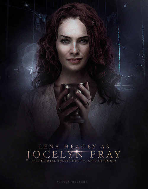 Jocelyn Fray - Poster [X]