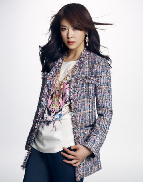 ji won unni ! a true blooded fashionista… :D
