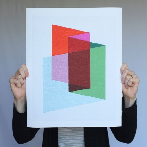 pretty little print from giclee via swissmiss