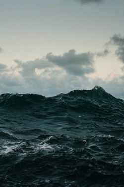 infinite-paradox:  The North Sea by Corey Arnold