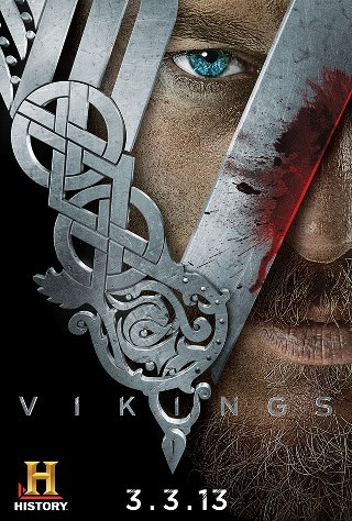 "I commented about Vikings on GetGlue    ""so damn good… addicted""        Join the Conversation"