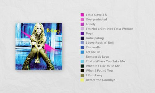 workbitchs:  Britney Spears.