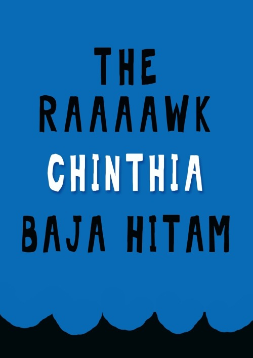 The Raaaawkk Chinthia Baja Hitam – View on Path.