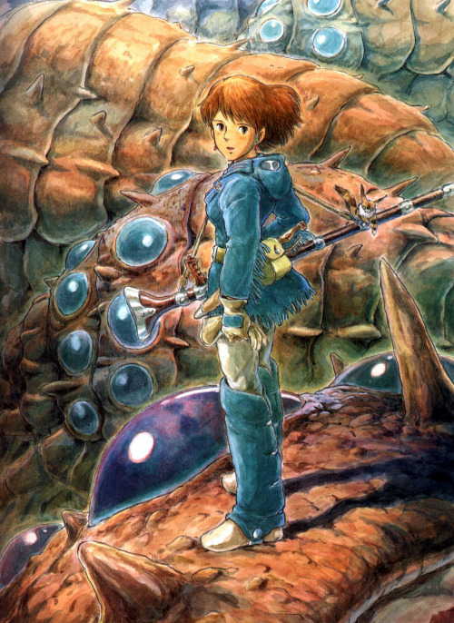 omnestar:  Nausicaä of the Valley of the Wind!