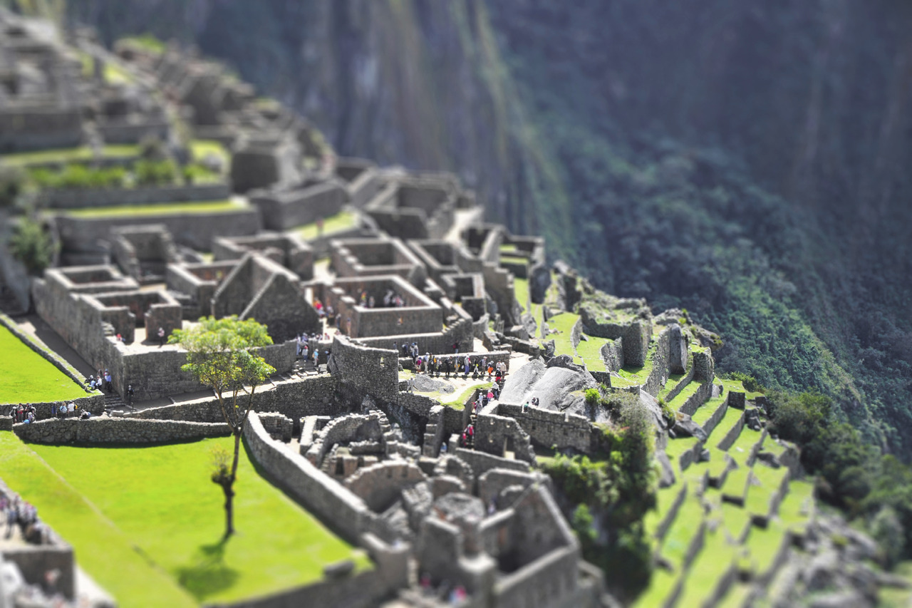 "latimes:  wnyc:  architizer:  Astounding Tilt-Shift Perspectives of World Monuments! Anyone who's traveled to popular touristic sites knows the feeling of being caught in the crossfire of countless camera lenses—the annoyed (and annoying) jockeying to capture the perfect shot…which in most cases looks exactly like everyone else's. When we stumbled across Richard Silver's photographs of iconic monuments, we were shocked—caught in the same tourist hustle, Silver manages to give us a new perspective on famous landmarks we didn't think possible. Read more!  How to take the ""monumental"" out of the worlds monuments. Super cool. -Jody, BL Show-  Whoa!"