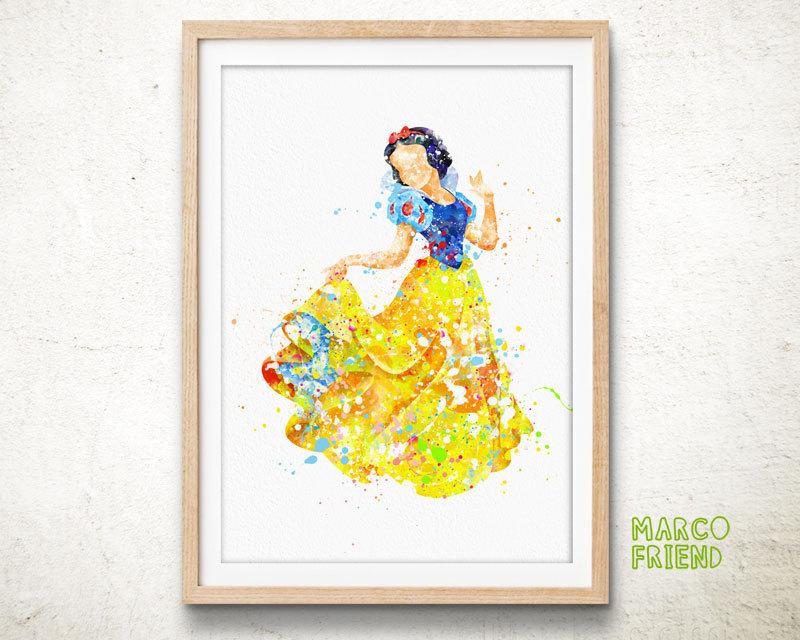 Digital Art For All You Robots — Disney Princess Snow White ...