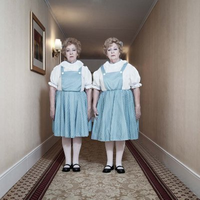 hellyeahhorrormovies:  The Grady Twins now…