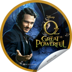 I just unlocked the Oz The Great and Powerful Box Office sticker on GetGlue                      24001 others have also unlocked the Oz The Great and Powerful Box Office sticker on GetGlue.com                  There's no place like Oz. Thank you for seeing Oz The Great and Powerful in theaters and for checking-in.  Share this one proudly. It's from our friends at Disney.