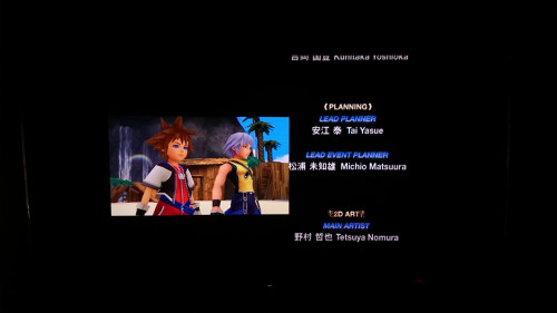 khinsider:  Kingdom Hearts HD 2.5 ReMIX Early Copies + Teases Another HD Remaster? KingdomHearts -HD 2.5 ReMIX-will be out in just less than 24 hours in Japan but people have already gotten their hands on early copies of the highly anticipated title! One2ch user(ID:sJrrYW3B0)is playing throughKingdom Hearts II Final Mixand has reported seeingKingdom Hearts 3D [Dream Drop Distance]in HD along with the scene where Sora picks up the Master Keeper in theKingdom Hearts IIIAnnouncement Trailer from E32013during the credits of the collection. This has been confirmed with the images above! Do you think that we might get aKingdom Hearts 3D [Dream Drop Distance]remaster beforeKingdom Hearts IIIcomes out? Remember to follow Kingdom Hearts Insider onFacebook,Twitter, andTumblrfor the latest updates onKingdom Hearts -HD 2.5 ReMIX-&Kingdom Hearts 3! See all six images on our site!