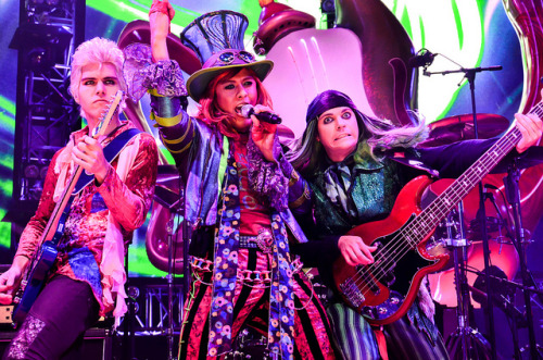 Mad T Party - Dormouse, Hatter and March Hare on Flickr.