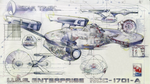 How Much Would It Cost to Build the Starship Enterprise? | Gizmodo