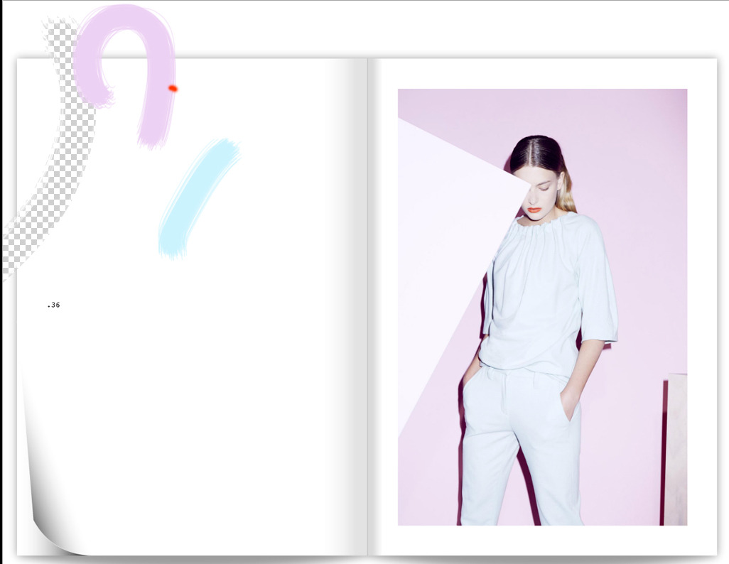 Just found a link to the full Sonia by Sonia Rykiel FW13 lookbook I shot earlier this year. Click through to see!