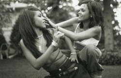 AALIYAH & KIDADA JONES